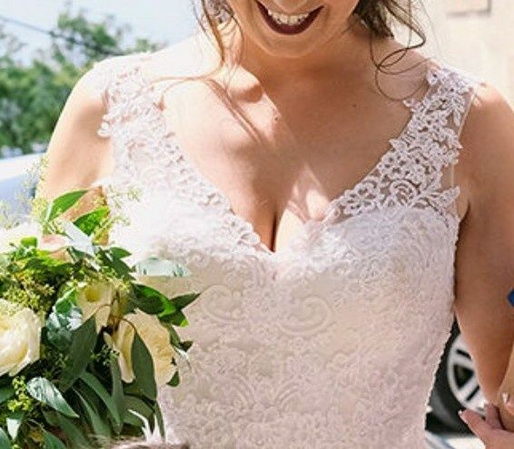 Vestido de noiva Cosmobella