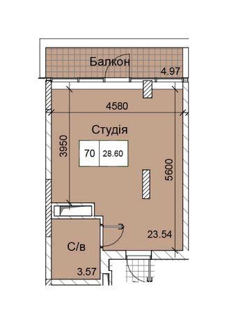 Супер смарт квартира в новом доме на Сахарова/Заболотного.ЖК Love