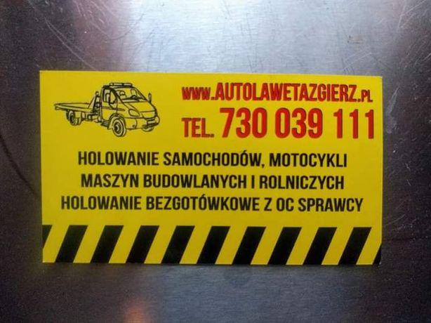 Autolaweta Holowanie Pomoc Drogowa 24H Transport Piątek Emilia Zgierz