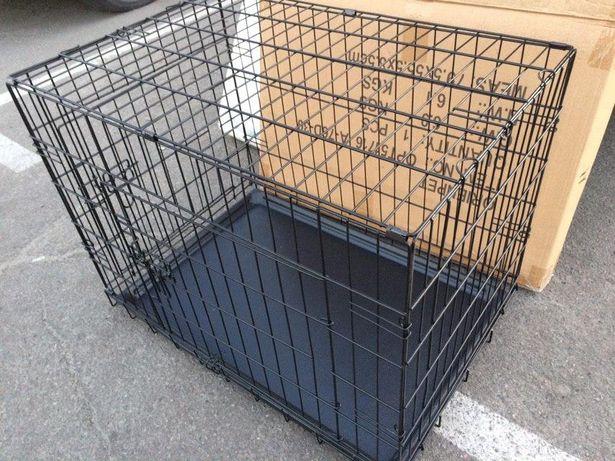 Вольер Клетка для собак 60 x 46 x 51 см. Есть все размеры в наличии