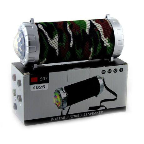 Стильная Мобильная Колонка SPS JBL S07. Супер звук.