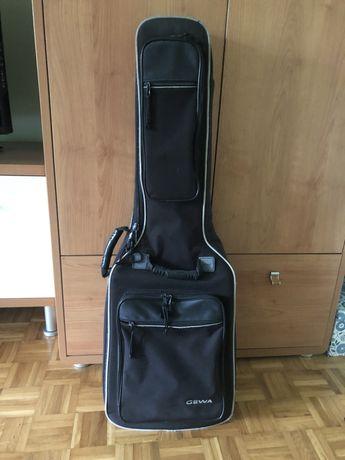 Pokrowiec na gitarę elektryczną - GEWA