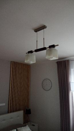 Lampa wisząca z regulacją wysokości