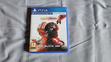 Star Wars: Squadrons PS4 PS5 PL - nowa