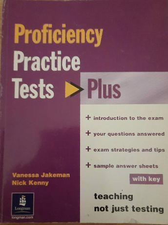 Proficiency Practice Tests Plus with key Longman