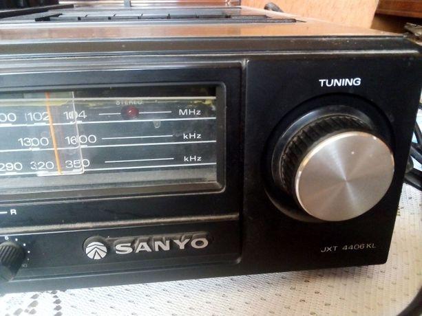 Adapter Radio Magnetofon kasetowy Sanyo