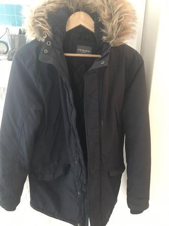 Куртка парка зимняя Примарк Primark xS
