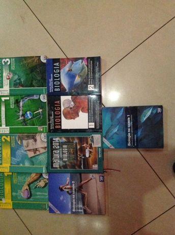 Podręczniki do biologii książki do biologi do matury od biologii