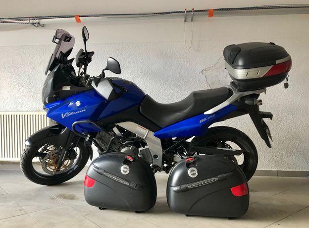 Suzuki V-Strom DL-650 od motocyklisty, doinwestowany