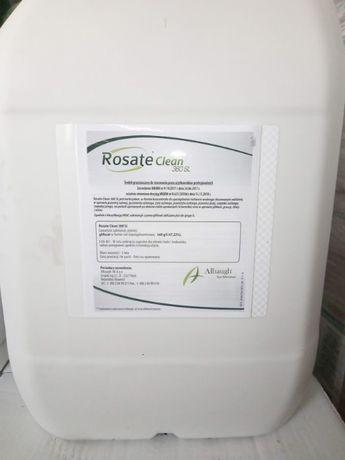 Rosate Clean 20l, Gallup, Roundup, Glifoherb, Taifun perz, ścierniska