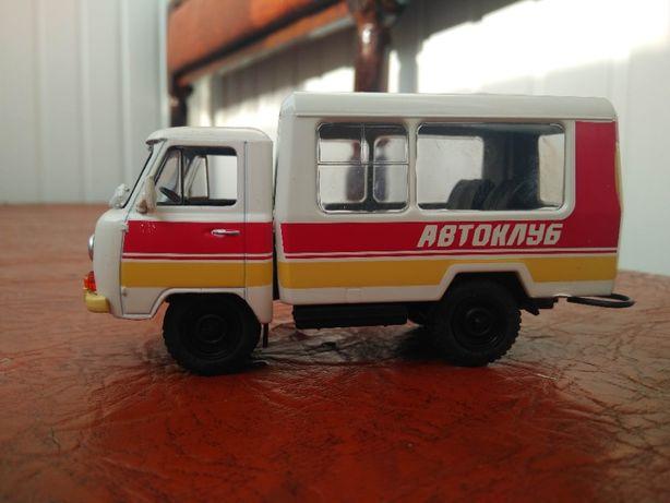УаЗ 3303 (Т12.02 ) Кубанец Автомобиль на службе ДеАгостини 1:43