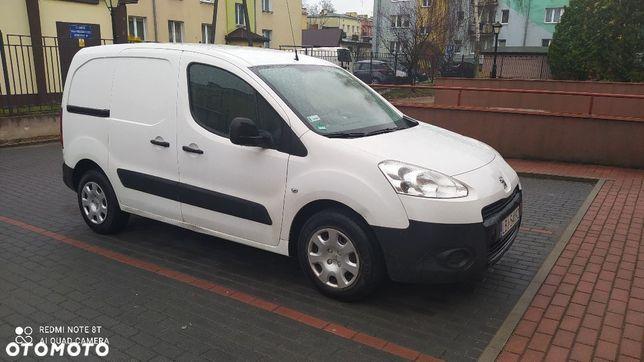 Peugeot Partner  Peugeot Partner 1,6
