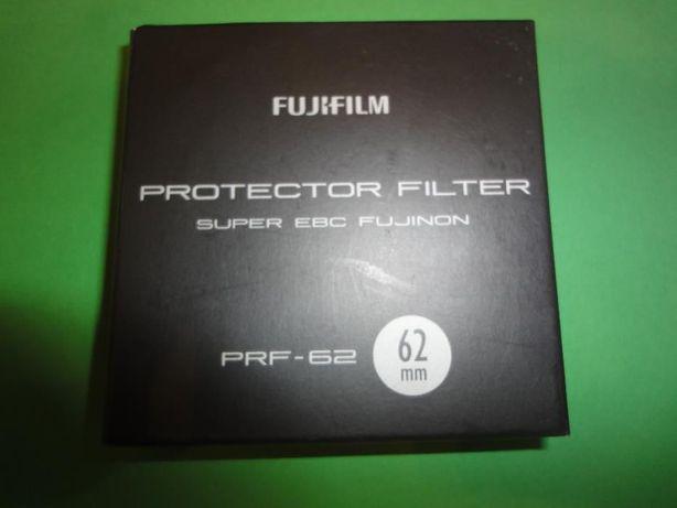 Filtro Protetor Fujifilm de 62mm (V66)
