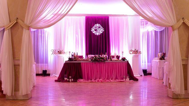 Світлове обладнання на весілля