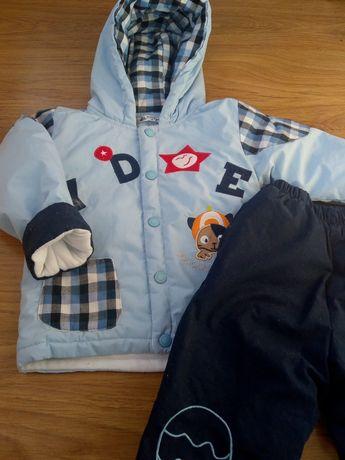 Куртка, штани. Комплект весна. 98см. Костюм весенний