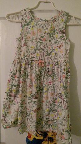 Sukienka 128 (7-8lat)