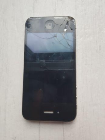 IPhone a1387 strzaskana szybka