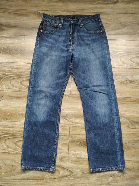 Spodnie Levis 501 w32 L 30