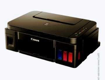 Принтер Canon, б/у, нуждается в настройке