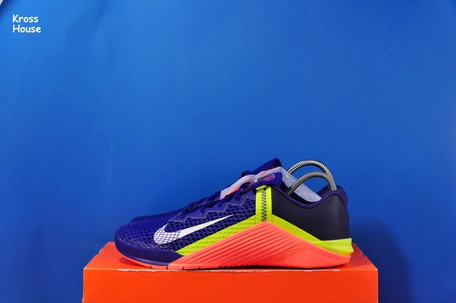 Кроссовки Nike Metcon 6 р.41-45 (Оригинал)  Crossfit Nano