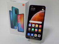 Xiomi Redmi Note 9 Komplet Jak Nowy