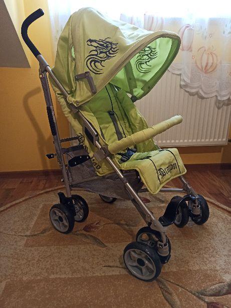 Wózek spacerowy Baby Boo Dragon praktycznie jak nowy, idealny