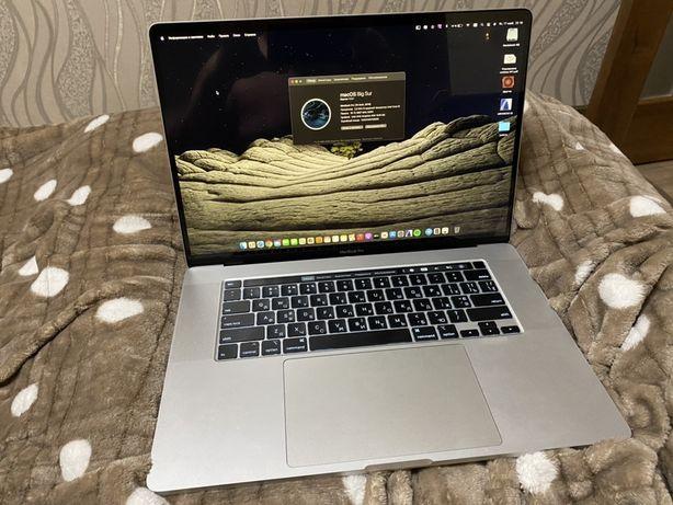 Продам MacBook Pro 16 на гарантии 1 TB без торга
