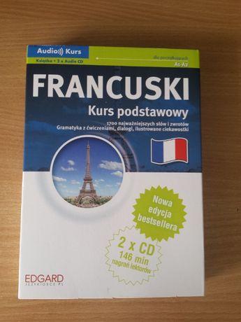 Sprzedam zestaw do języka francuskiego