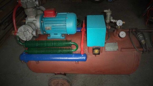 Kompresor sprężarka 3 jw 60