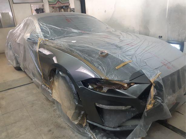 Покраска авто фарбування авто пайка бамперів