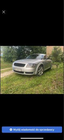 Audi tt 8n 1.8t 180km/ zamiana