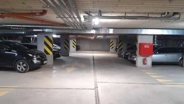 Do wynajęcia miejsce parkingowe w garażu podziemnym w Grodzisku Maz.