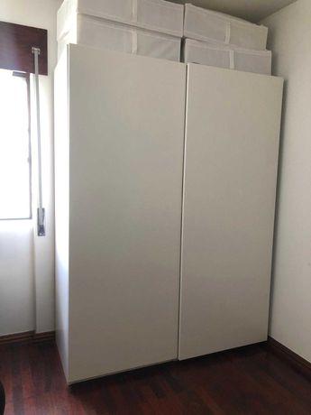 Roupeiro IKEA PAX Hasvik (desmontado)