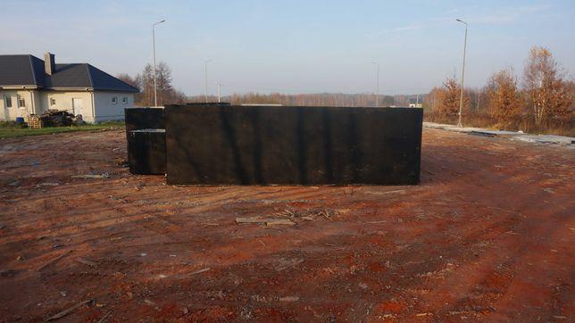 Zbiornik na gnojowicę szambo betonowe gnojówkę 16 kubików m3