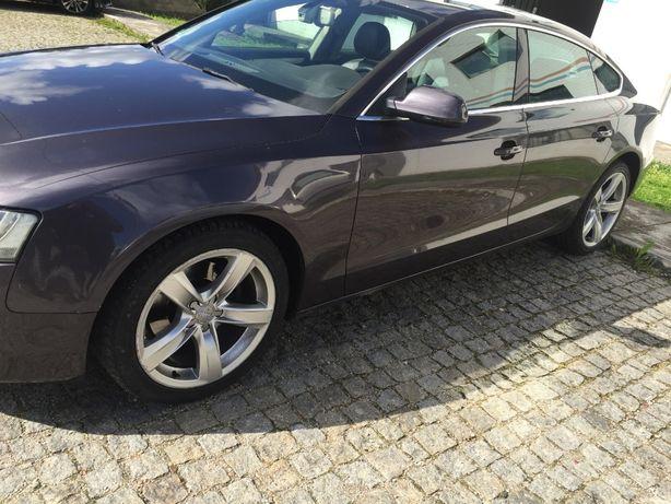 Audi A5 de 2012 para peças