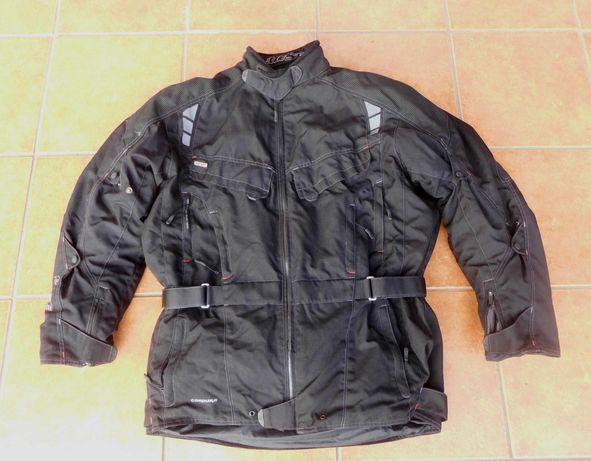 Męska kurtka motocyklowa tekstylna BUSE Cordura – rozmiar 33.