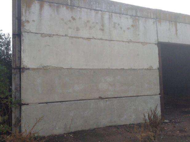Здание Склад Ангар Плиты перекрытия