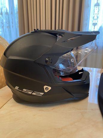Шлем мото (квадро)