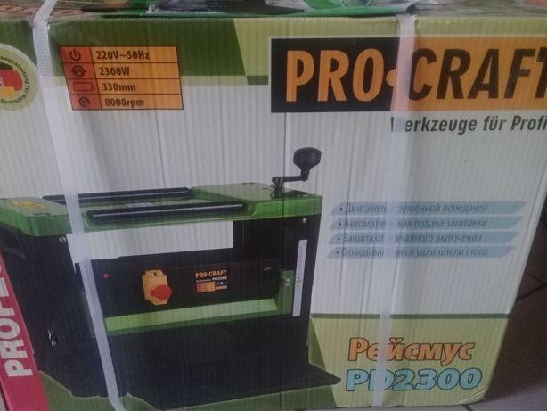 Рейсмусовый станок(рейсмус) Procraft PD-2300-Польша