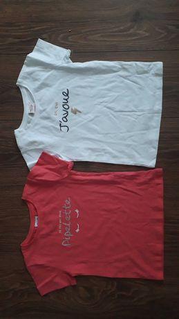 T-shirt dziewczęcy TAPE A L'OEIL, rozmiar 110