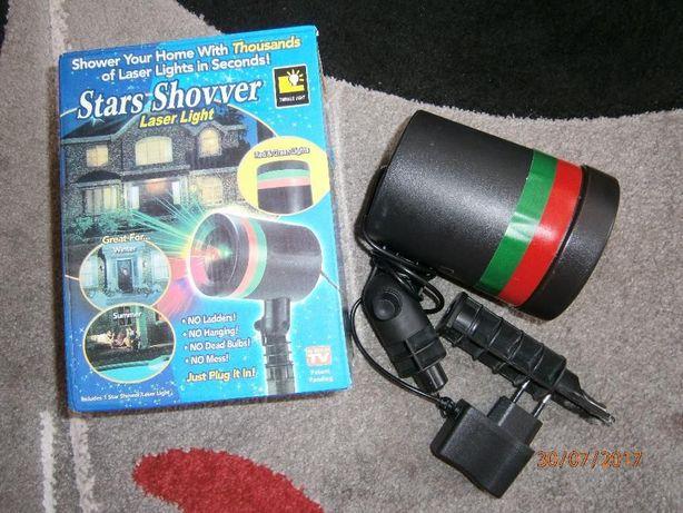 Stars Shovvr [laser light]