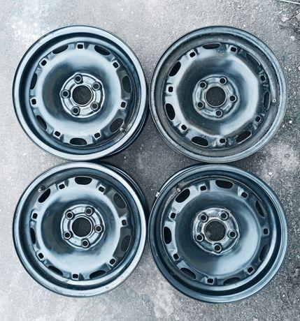 Диски Volkswagen/Skoda/Audi 5Jx14 5x100 ET35/38/43