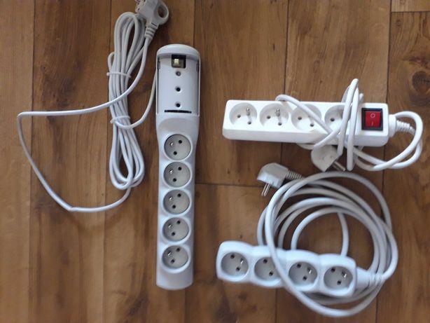 Nowy przedłużacz prądu