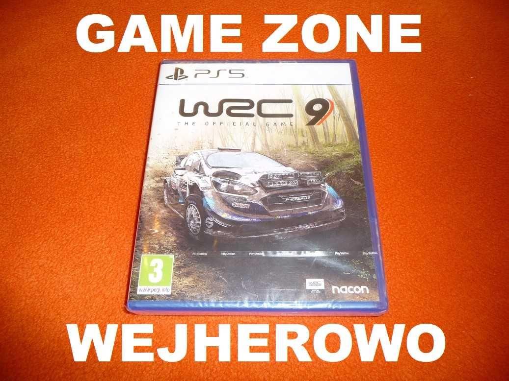 WRC 9 PS5 PŁYTA PL Wejherowo