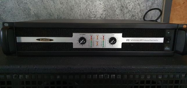 Koncowka mocy amplifer X15 lexonpro