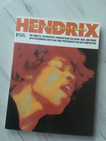Jimi Hendrix Electric Ladyland; Axis: Bold as Love nuty