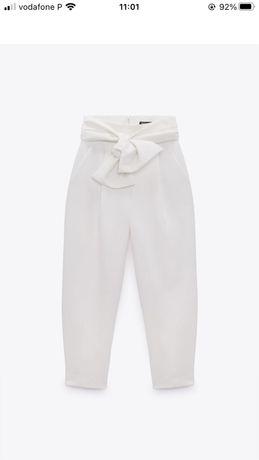 Calças Zara - tam. M