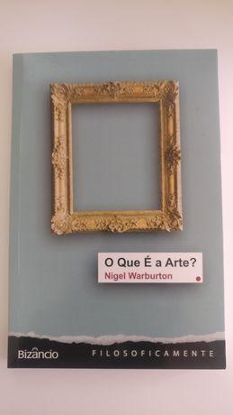 O que é a Arte? Nigel Warburton