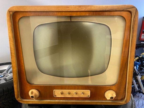 Telewizor Szmaragd antyk lampowy Lombard Łódź Cieszkowskiego 7