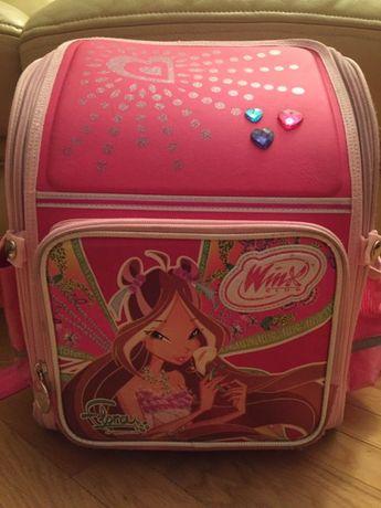 Школьный рюкзак 1 Вересня и сумка для физкультуры